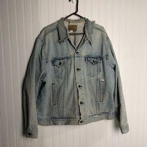 Levi's Vintage Made in USA Jean Light Wash Jacket